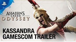 Assassin's Creed Odyssey: Gamescom 2018 - Kassandra | PS4