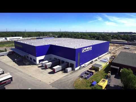 Rhenus Logistics Center Dortmund Wambel