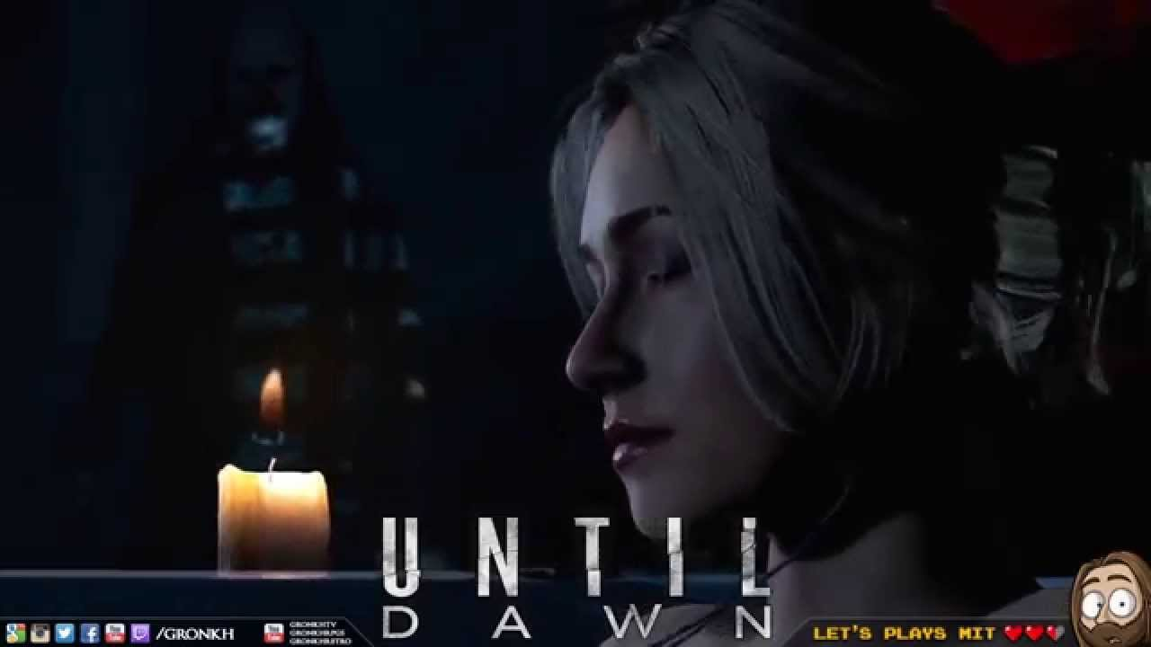 Until Dawn Trailer Are You Listening Gronkh S Endscreen