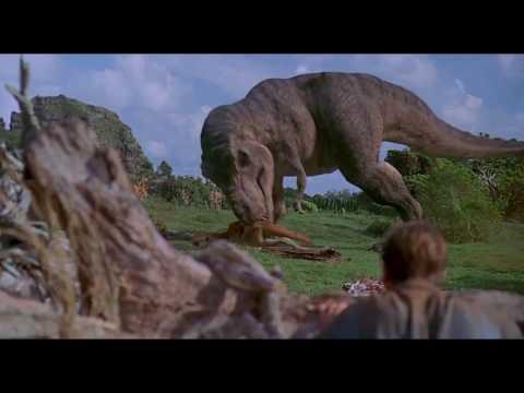 All T-Rex scenes/clips - Jurassic Park (1993) - HD