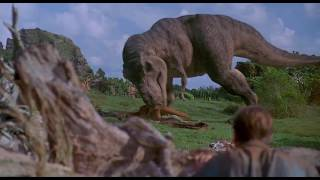 All T-Rex scenes/clips - Jurassic Park (1993) - HD