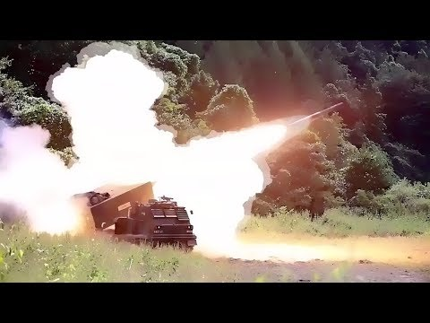 What Could U.S. Army Do To Incoming DPRK Troops? • MLRS
