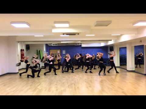 street vibes dance school Woking Commercial Girls