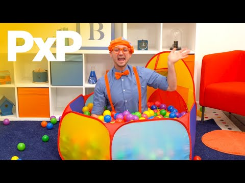 Blippi Toys Are Out Now! | A Toy Insider Play by Play