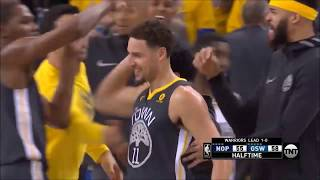 "Klay Thompson Mix - ""World is Yours 2"""