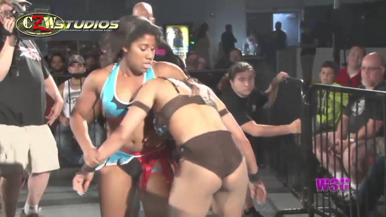 Was Womens erotic wrestling