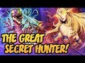 The Great Secret Hunter! | The Boomsday Project | Hearthstone