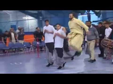Bradford Bini Team - Jamil Butt - Aafaq Alam    11-01-15