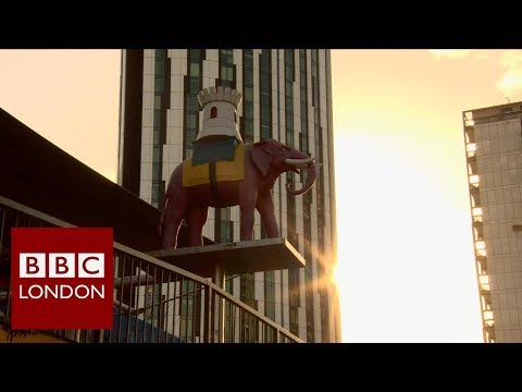 Elephant and Castle shopping centre redevelopment halted – BBC London News