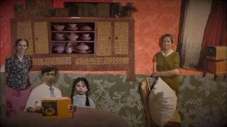 Animation 2 for theatrical play 'HOW MANY BUSHELS AM I WORTH  by Bena Shklyanoy and Kevin Olson
