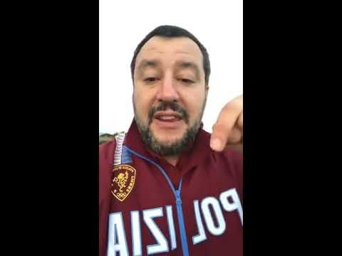MATTEO SALVINI in diretta Facebook (19.01.2019)