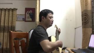 Lê Hùng Phong (guitar solo) - Ướt mi (ns Trịnh Công Sơn).