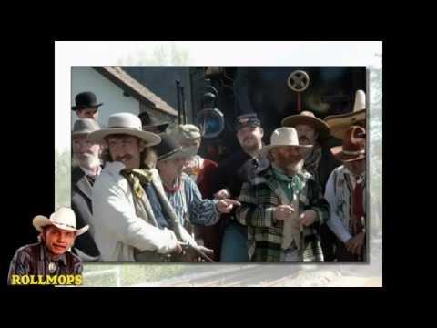 """ATTAQUE DU TRAIN DE LA DOLLER ALSACE PAR LES WESTERNERS D'ALSACE DU 9 SEPTEMBRE 2006 """"ROLLMOPS"""""""