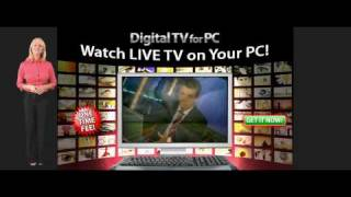 Digital TV for PC Download - Download Digital TV for PC Software
