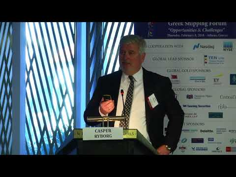 2018 9th Annual Greek Shipping Forum - The Future of Shipping