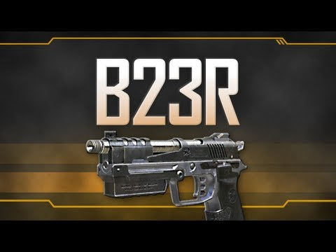 B23R - Black Ops 2 Weapon Guide