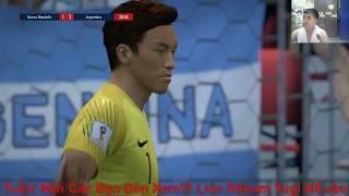Tuyển Hàn Quốc Cùng Son Heung-min Với Giấc Mơ World Cup Cùng Fifa Online 4