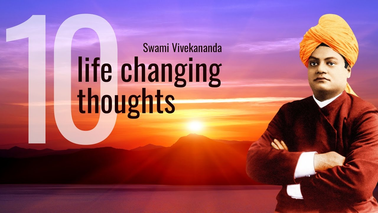 Life Changing Motivational Quotes By Swami Vivekananda Youtube