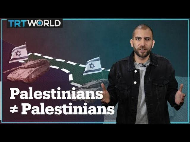 Are Palestinians unequal?
