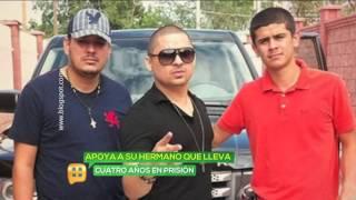 Larry Hernández confiesa que su hermano fue el que más sufrió al estar preso