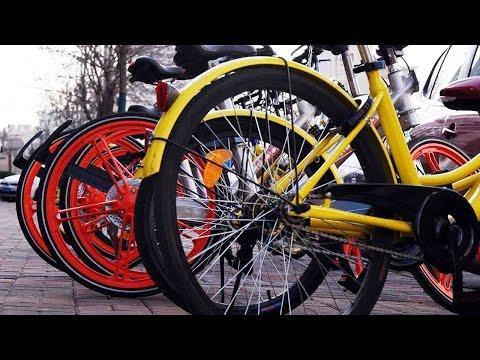 China's cycling start-ups pedal toward profits amid fierce competition