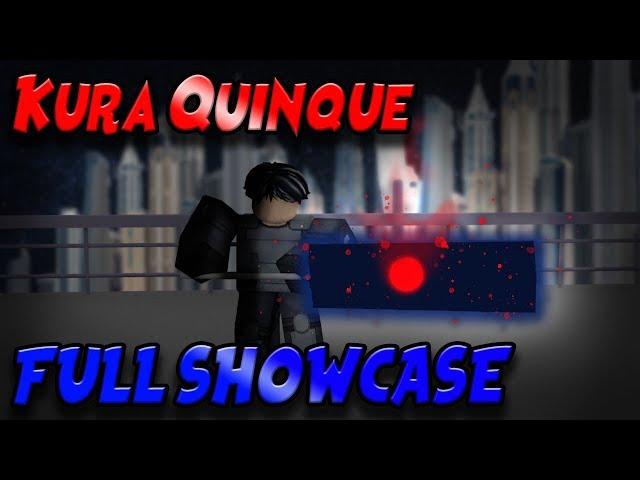 [Ro-Ghoul]- FULL KURA QUINQUE SHOWCASE! | (IT HAS TWO MODES!)