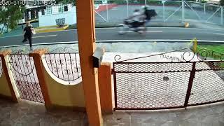 Ladrones se hacen pasar por delivery de comida rápida para robar