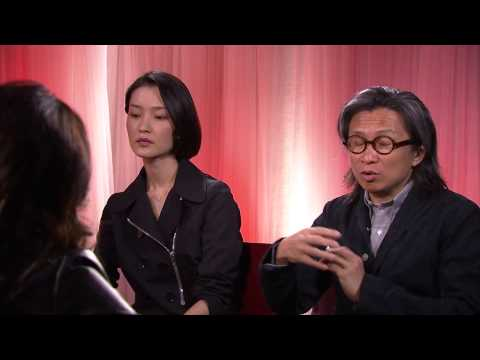"TIFF 2013 talks to director Peter Ho-Sun Chan and Du Juan about his film ""Americans Dreams in China"""