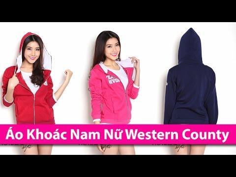 Áo Khoác Nam Nữ Western County - Áo Khoác HCM Chuyên áo Khoác Thời Trang AoKhoacHCM.com