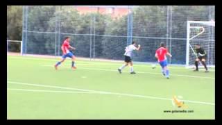 CD FB La Eliana 1-2 Mislata CF 2012-2013