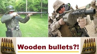 Wooden Bullets: The Use Through Time