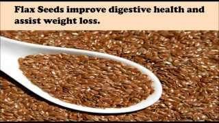 Health benefits of Flax Seeds(Hindi), Alsi के फ़ायदे, Flax seeds for weight loss & Healthy Heart