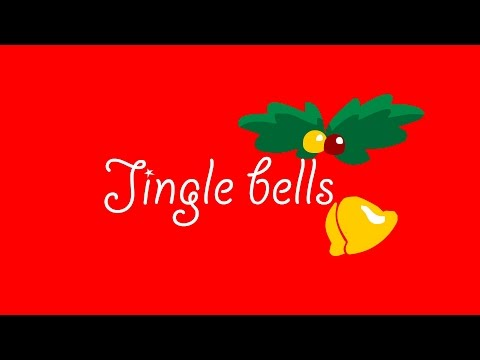 Jingle Bells Song for Children | Popular Christmas Songs | Laughing Dots kids Nursery rhymes