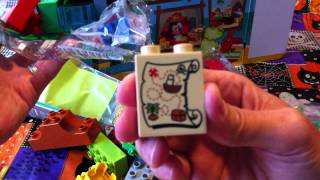 Pirate Jake And The Never Land Pirates With Peter Pan Lego Duplo Unboxing And Review