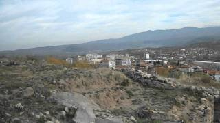 """Крепост   """" Перистера""""  гр. Пещера 16. 11. 2011"""