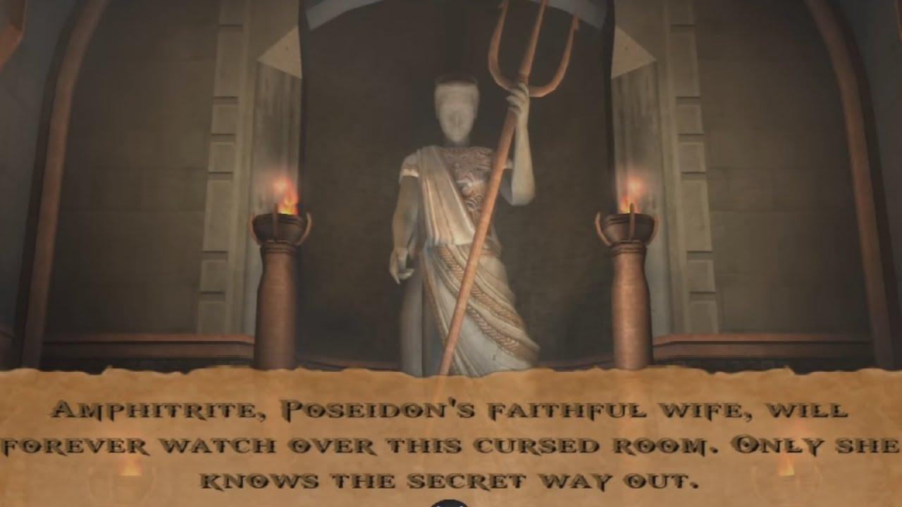 Download 🏛️ God of War 1 - God Mode #12, Poseidon's Chambers