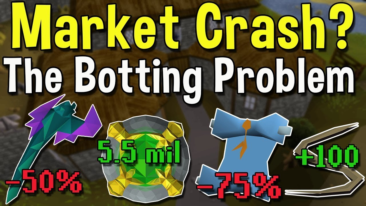 How Much Are Bots Affecting the OSRS Economy! September Market Analysis  [OSRS]