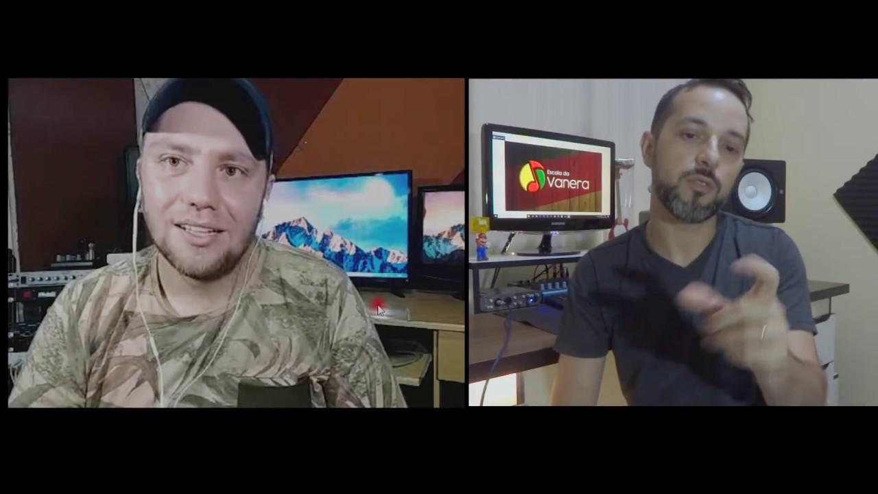 Escola da Vanera - Diego Pessoa entrevista Lorival Junior - Banda Gratidão - Vanera Gospel