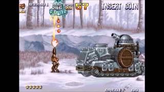 Metal Slug 4 (set 1) - Metal Slug 4 - Mission 3 (Great Run) _ soylent