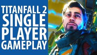 Titanfall 2   Single-player gameplay