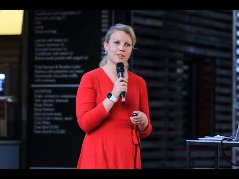 Jenna Lähdemäki-Pekkinen. Lecture 'Education In The Era Of Climate Change'
