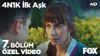 Ali için itiraf zamanı geldi mi? 4N1K İlk Aşk 7. Bölüm