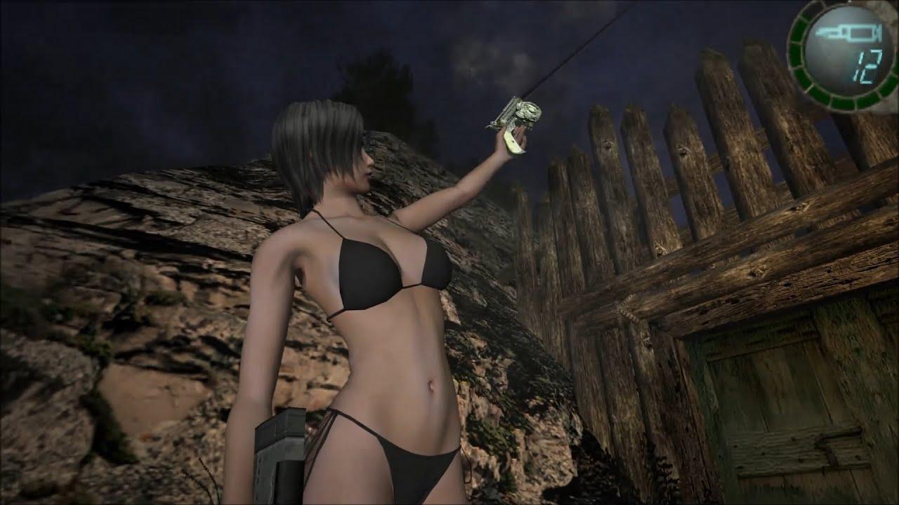 バイオ 4 アシュリー 裸