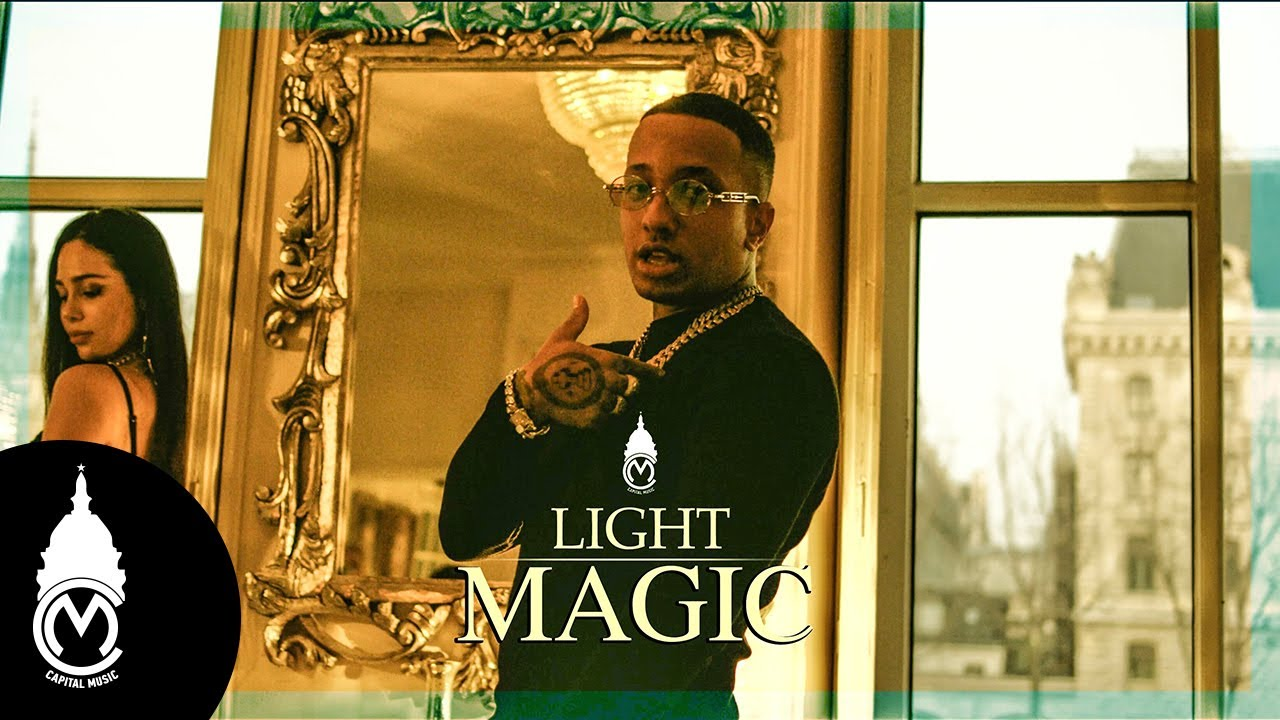 Light - Magic - Official Music Video #1