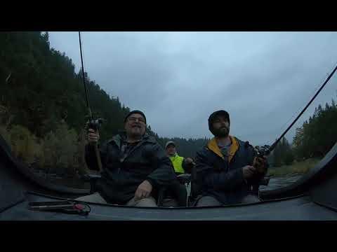 Rogue River Fishing Trip Oct 2018