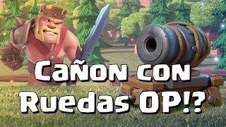 CAMBIOS EN EL MATCHMAKING DE GUERRAS Y CAÑON CON RUEDAS | Clash of Clans