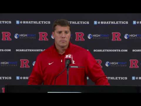 RVision: CoachChrisAsh Game Week Press Conference - Illinois