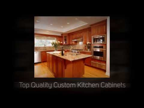 Custom kitchen cabinets, Encinitas, CA