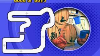Game Boy Advance Longplay [146] Micro Machines