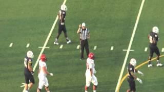Troymaine Pope  RB #24 Jacksonville State
